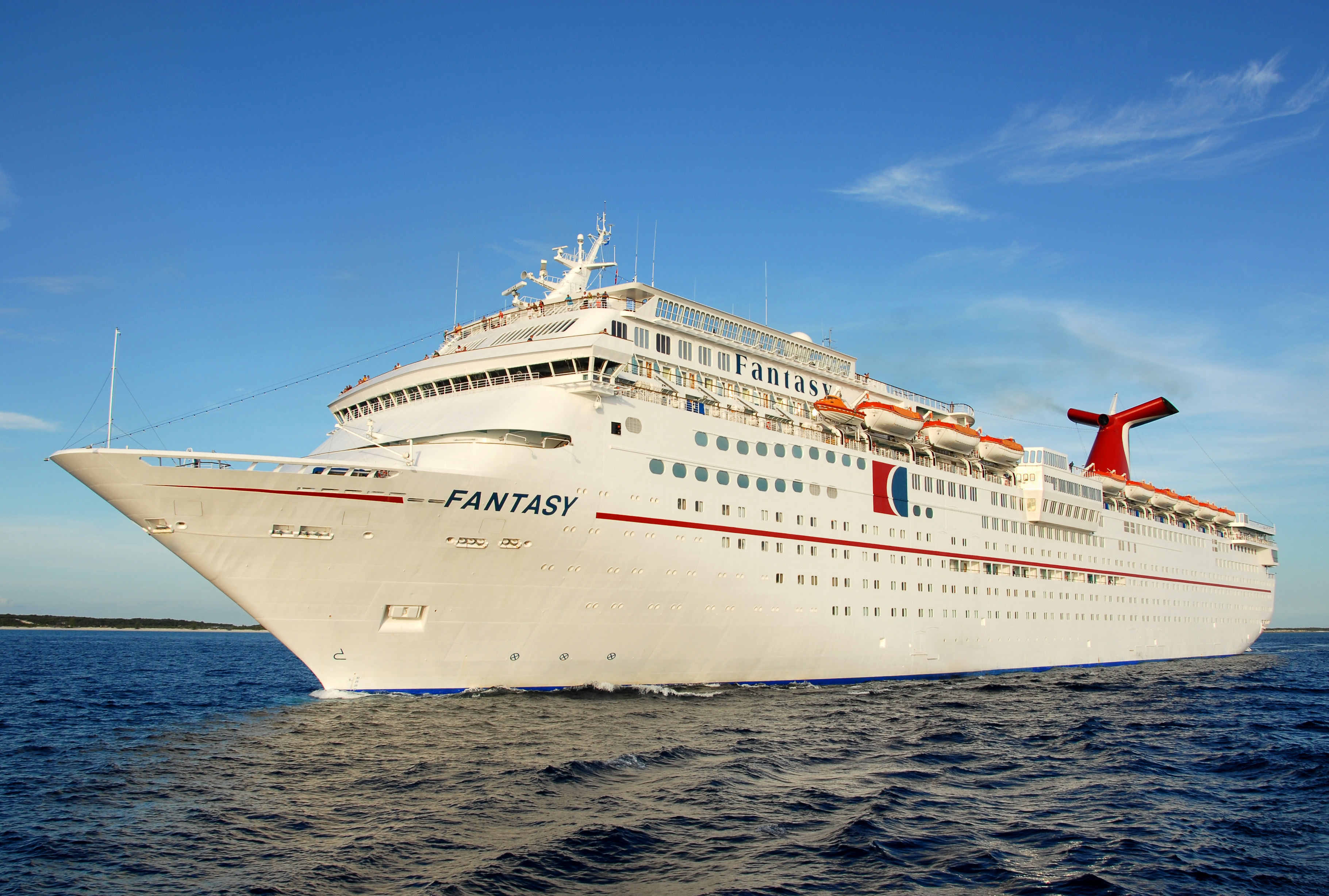 Carnival Cruise Line News - How old are carnival cruise ships