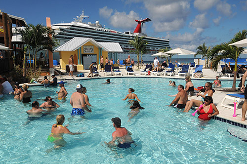 Turks And Caicos Tourism Carnival Cruise Line News
