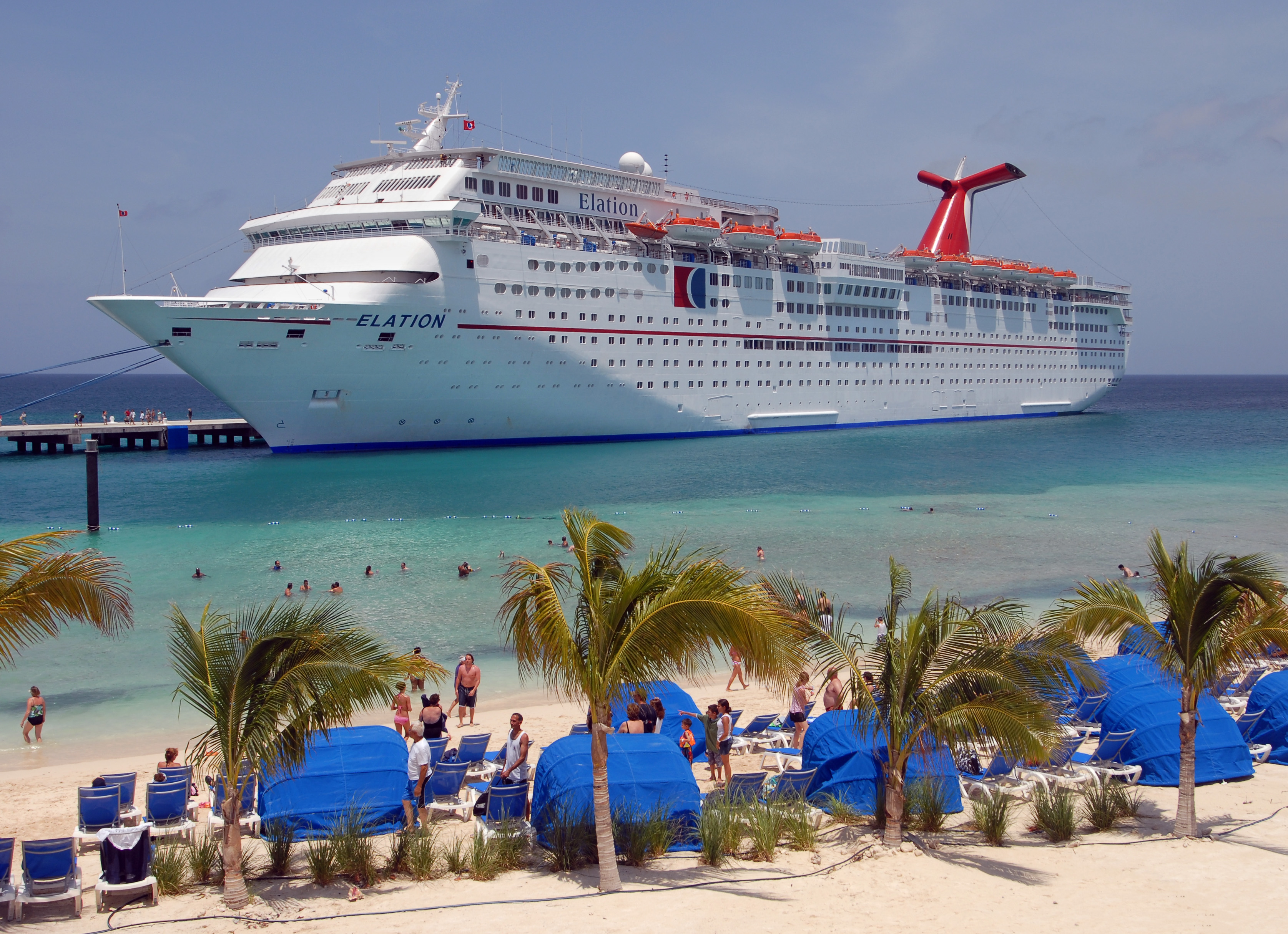 Carnival Glory Cruise Review by Jim