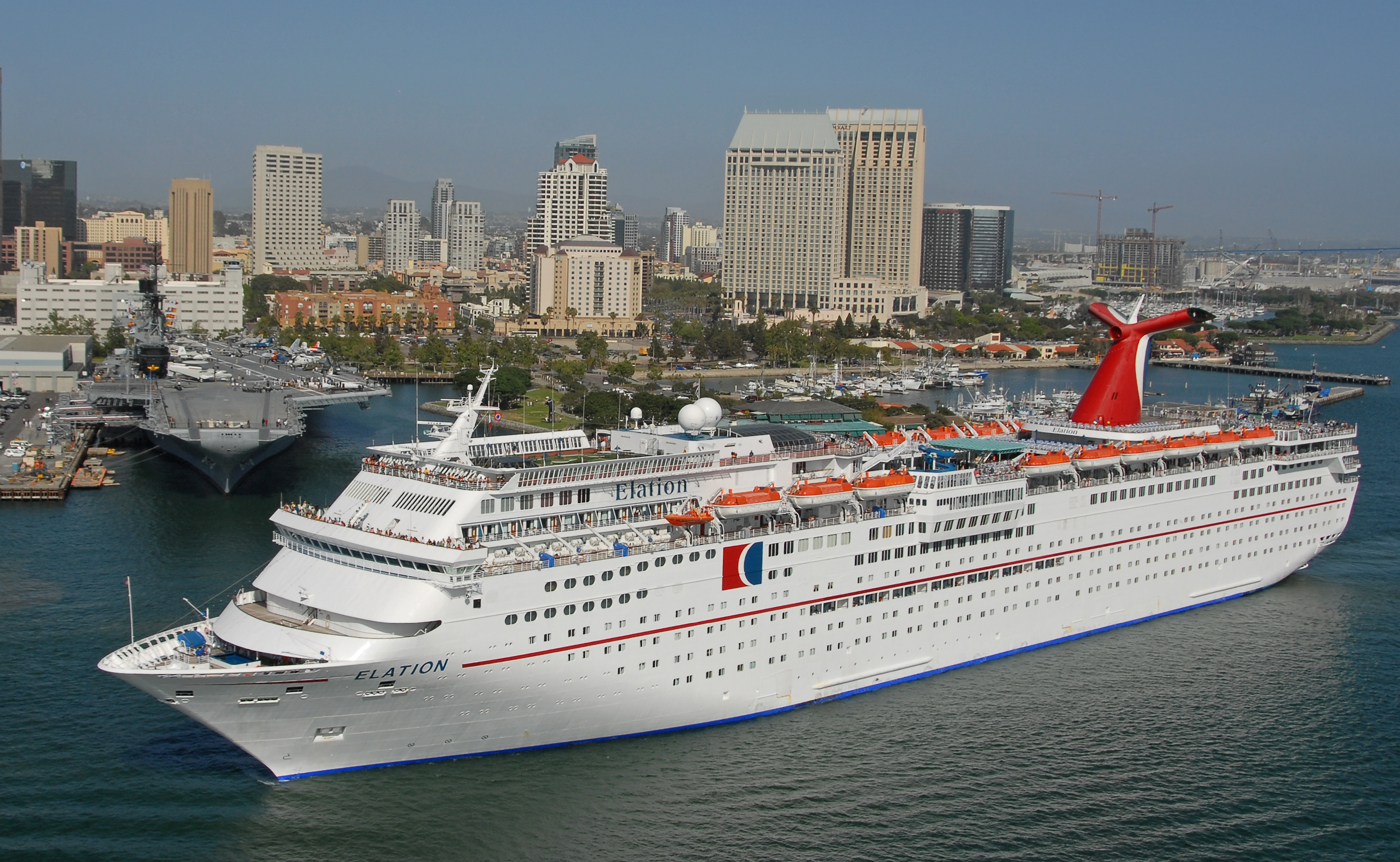 Carnival Cruise Line News - Cruises departing from san diego