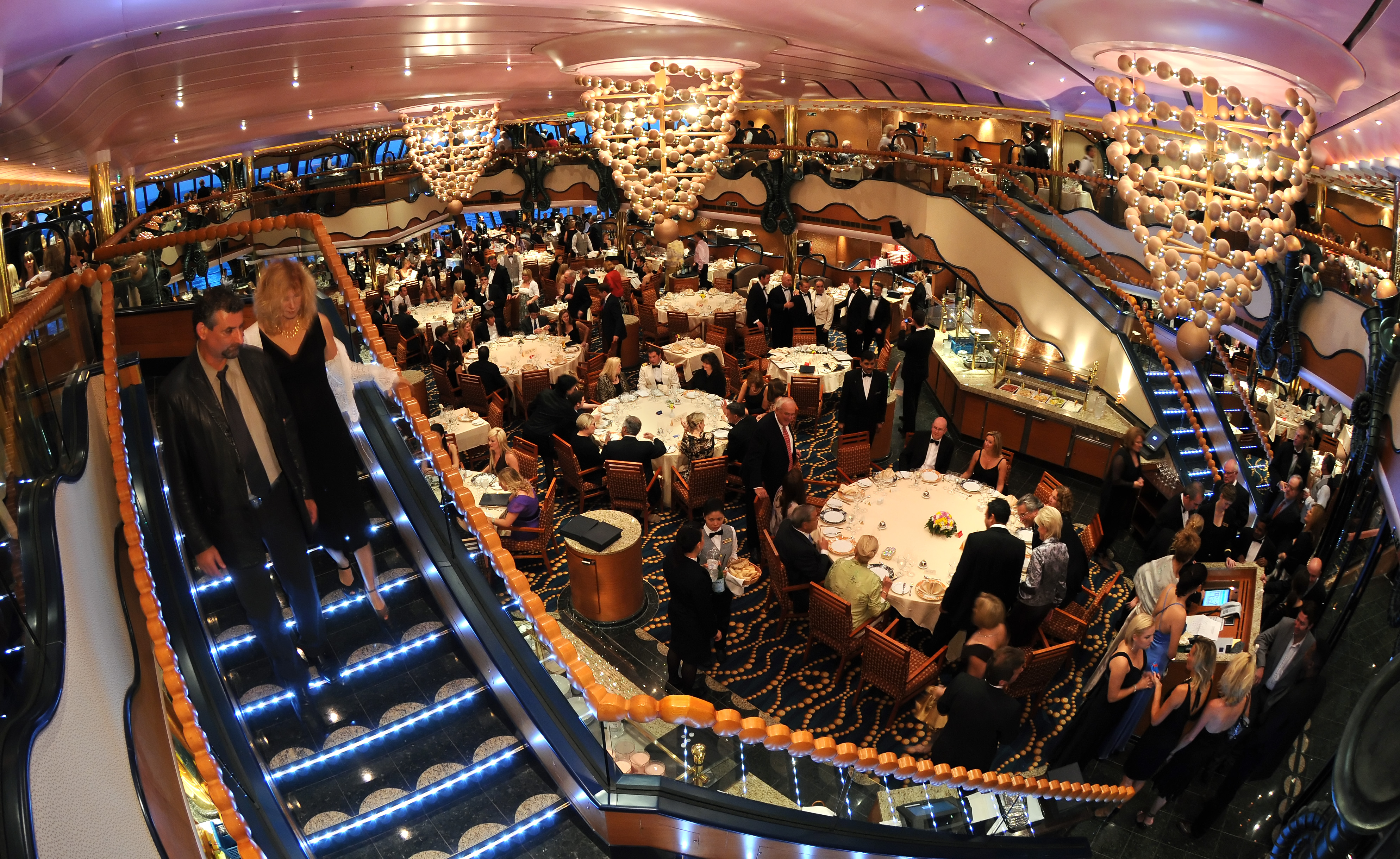 freedom of the seas main dining room menu
