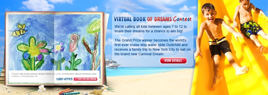 carnival cruise lines for kids