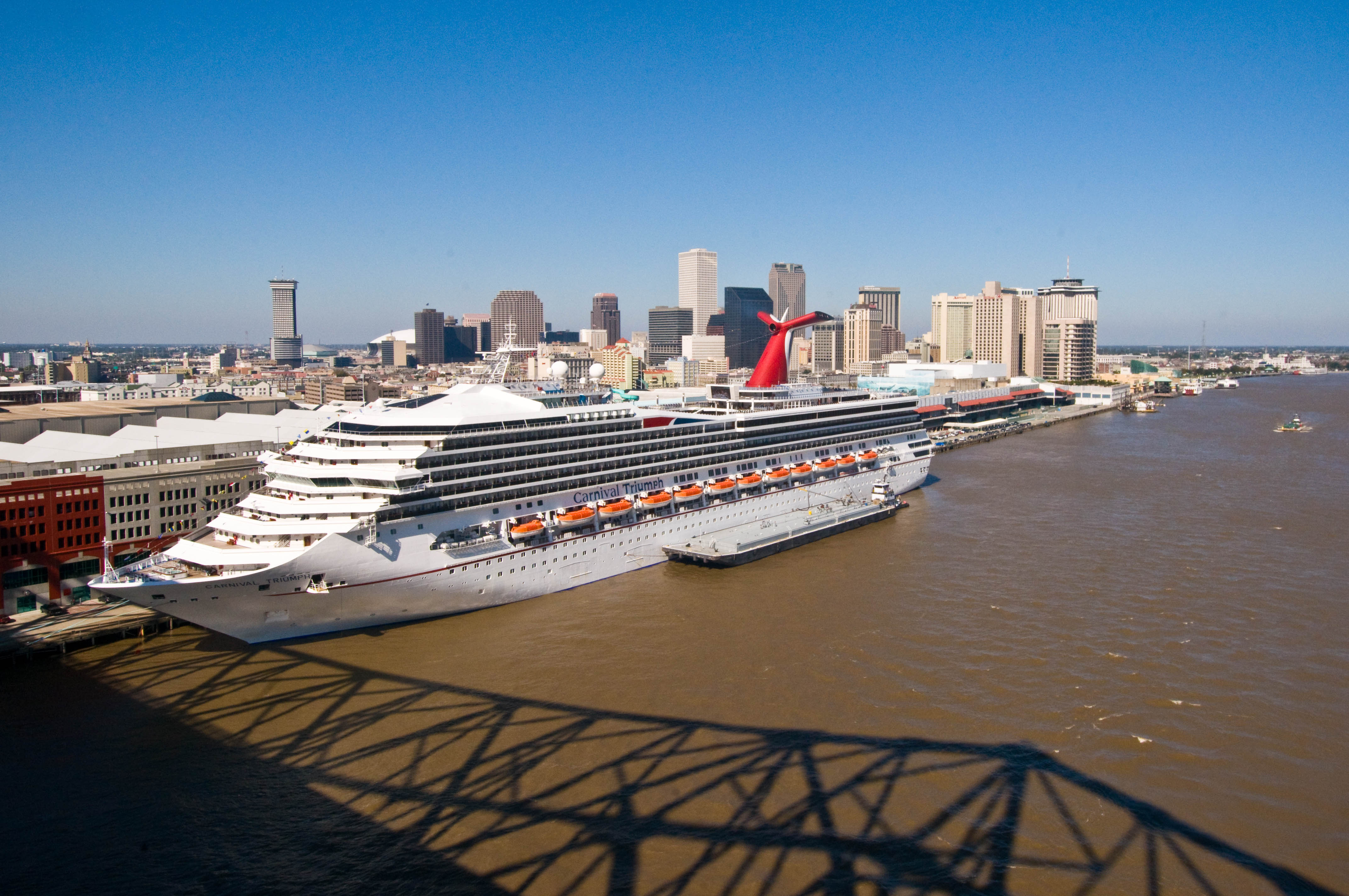 Carnival Cruise Line News - Cruise port new orleans
