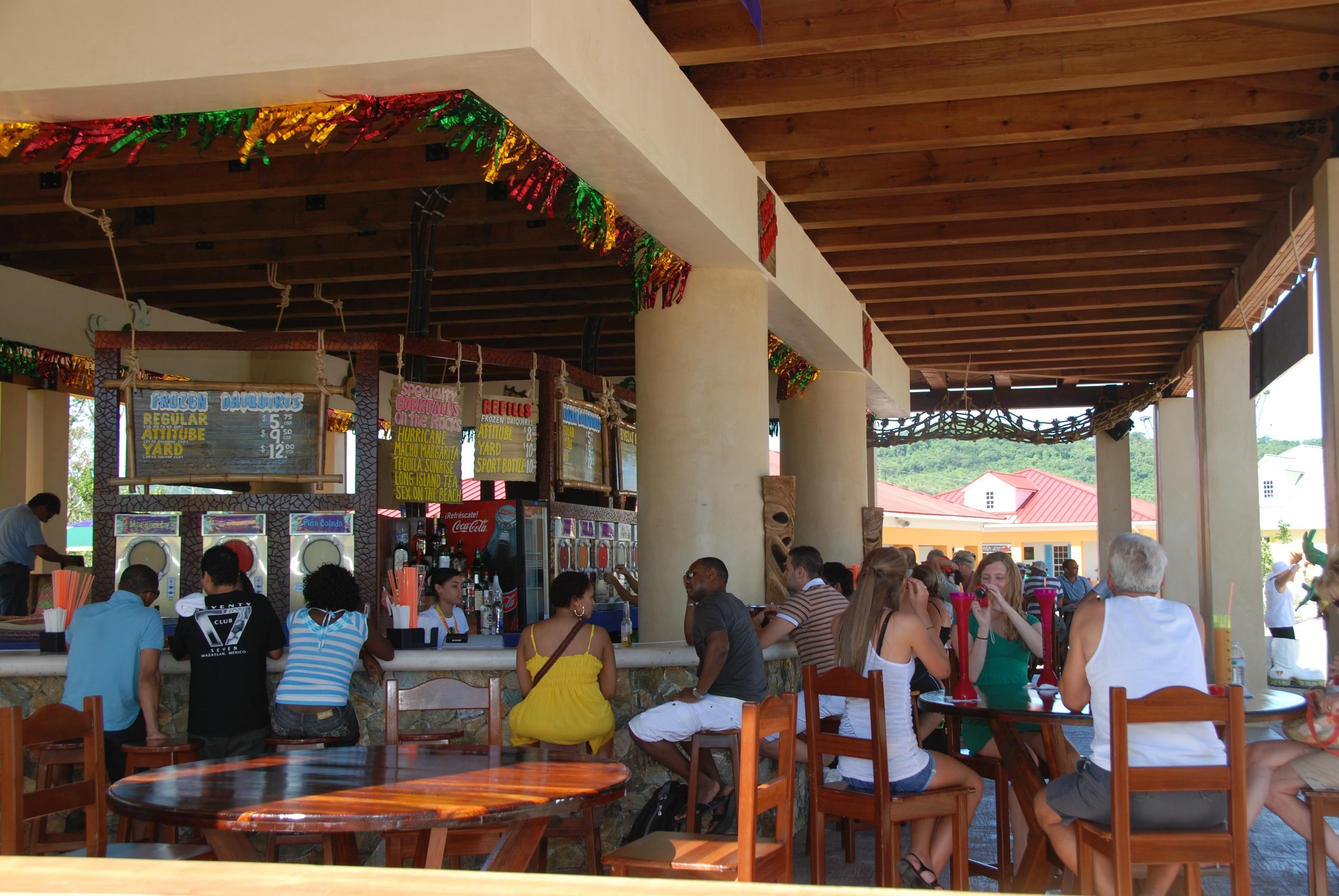 Mahogany Bay Fat Tuesday Carnival Cruise Line News
