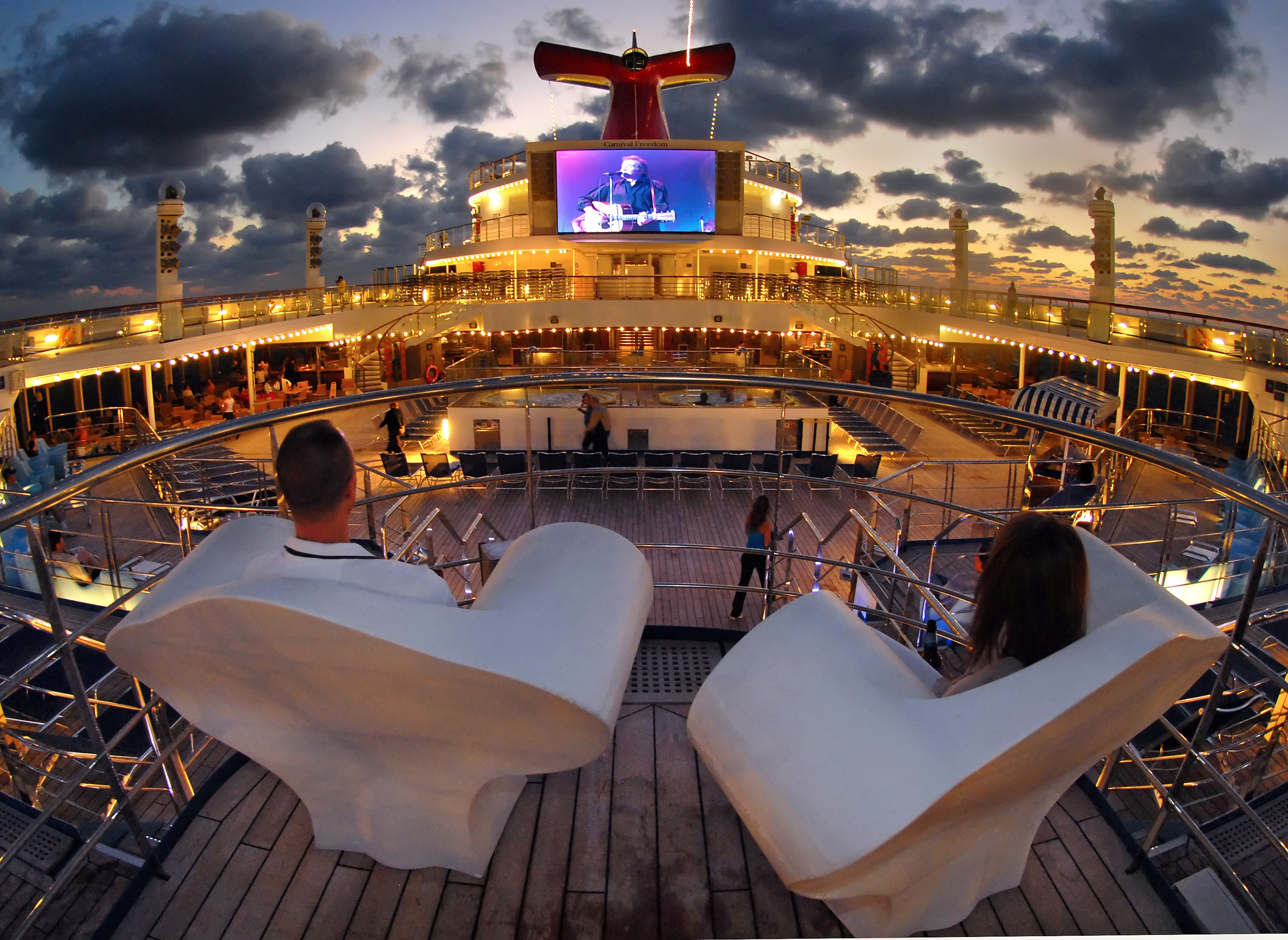 HD wallpapers cruise interior room vs ocean view