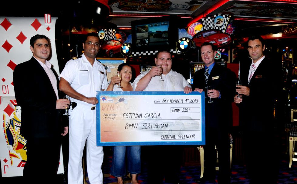 casino offer on carnival cruise