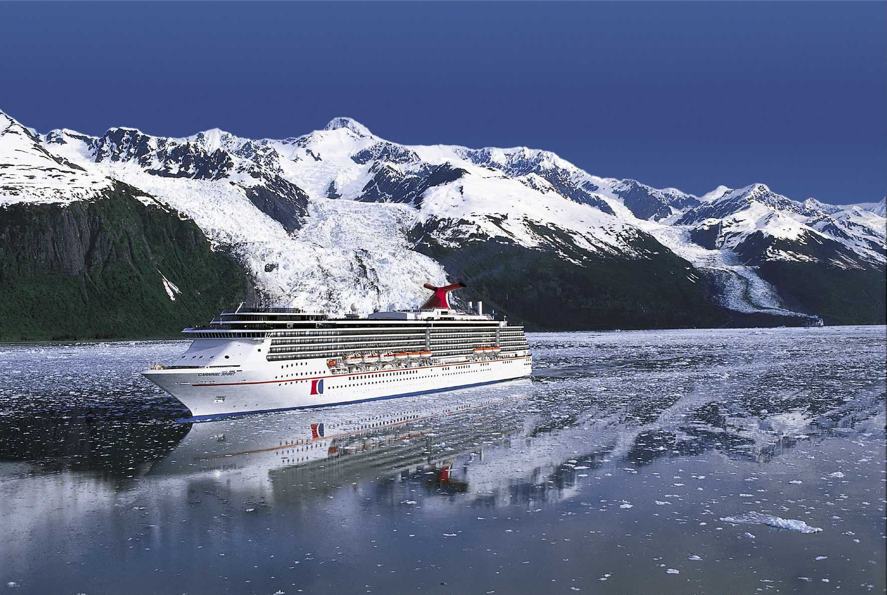 Carnival Cruise Line News - Alaskan cruise ship