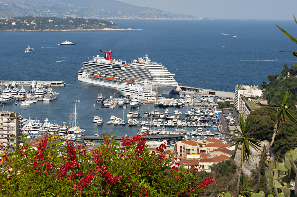 Carnival Cruise Line News - Cruise ships in monaco today