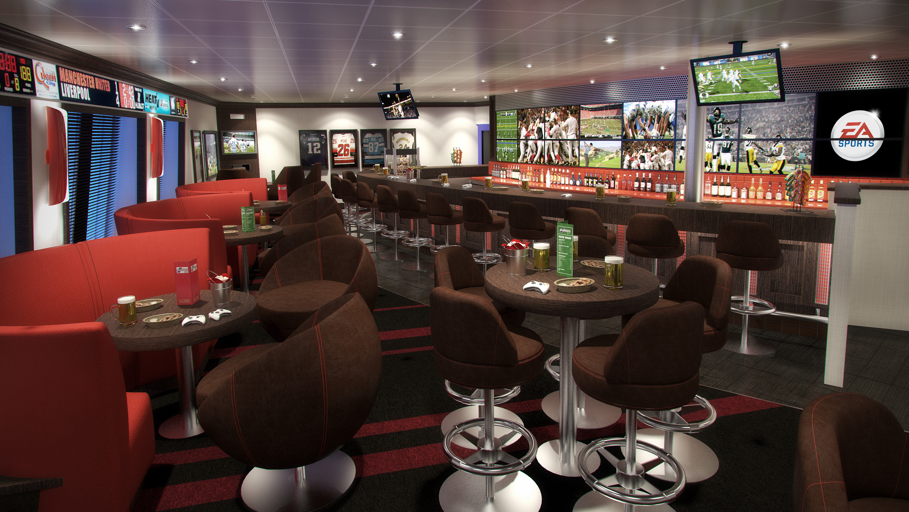 Room One Sports Bar