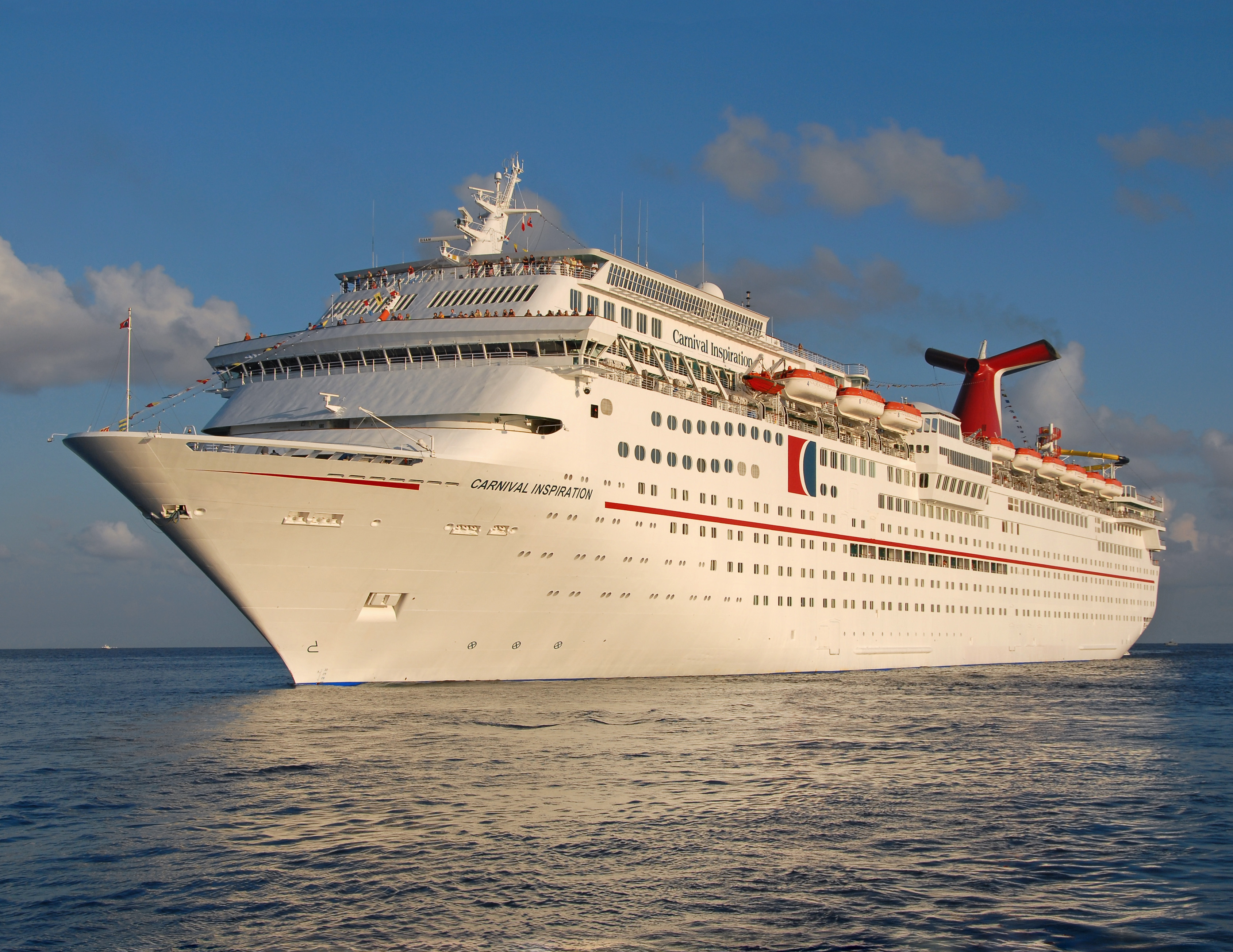 Carnival Inspiration Launches Year Round Three And Four