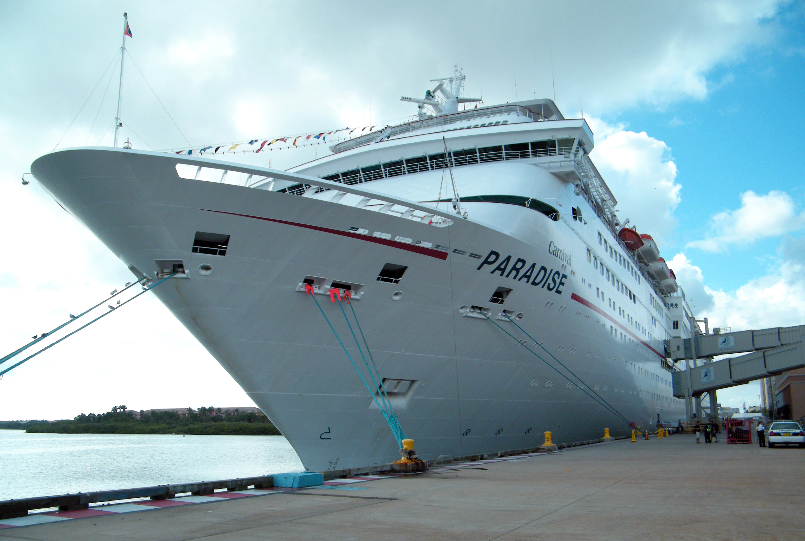 Cruises From Tampa >> Carnival Paradise Launches Year Round Four And Five Day Cruises