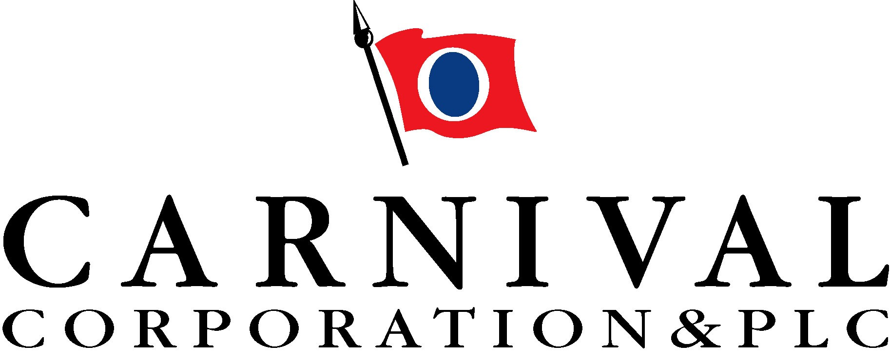 carnival corp  plc color stacked