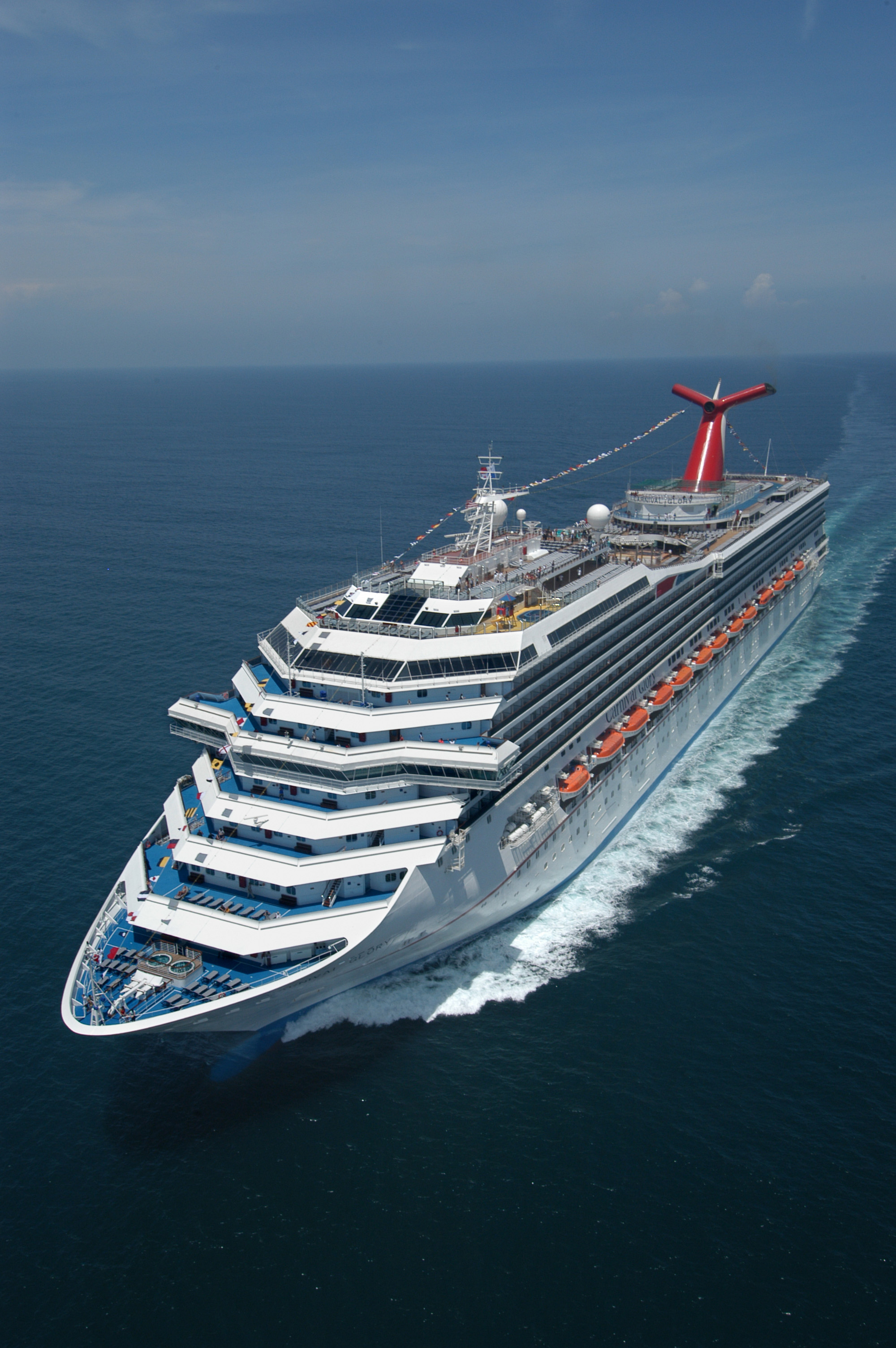 Carnival Glory Earns Perfect 100 Score On Health Canada Inspection Carnival Cruise Line News