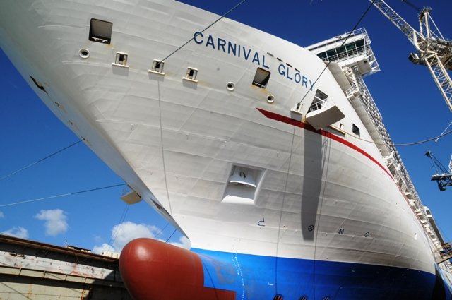 Carnival Glory Returns To Service With A Variety Of Exciting Fun Ship 2 0 Features Added During