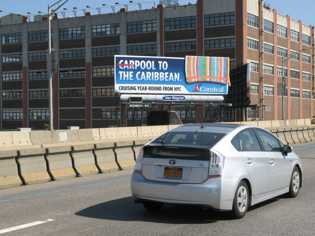 Carnival Reminds New Yorkers That Warmer Weather Awaits On a 'Fun Ship' Caribbean Cruise!