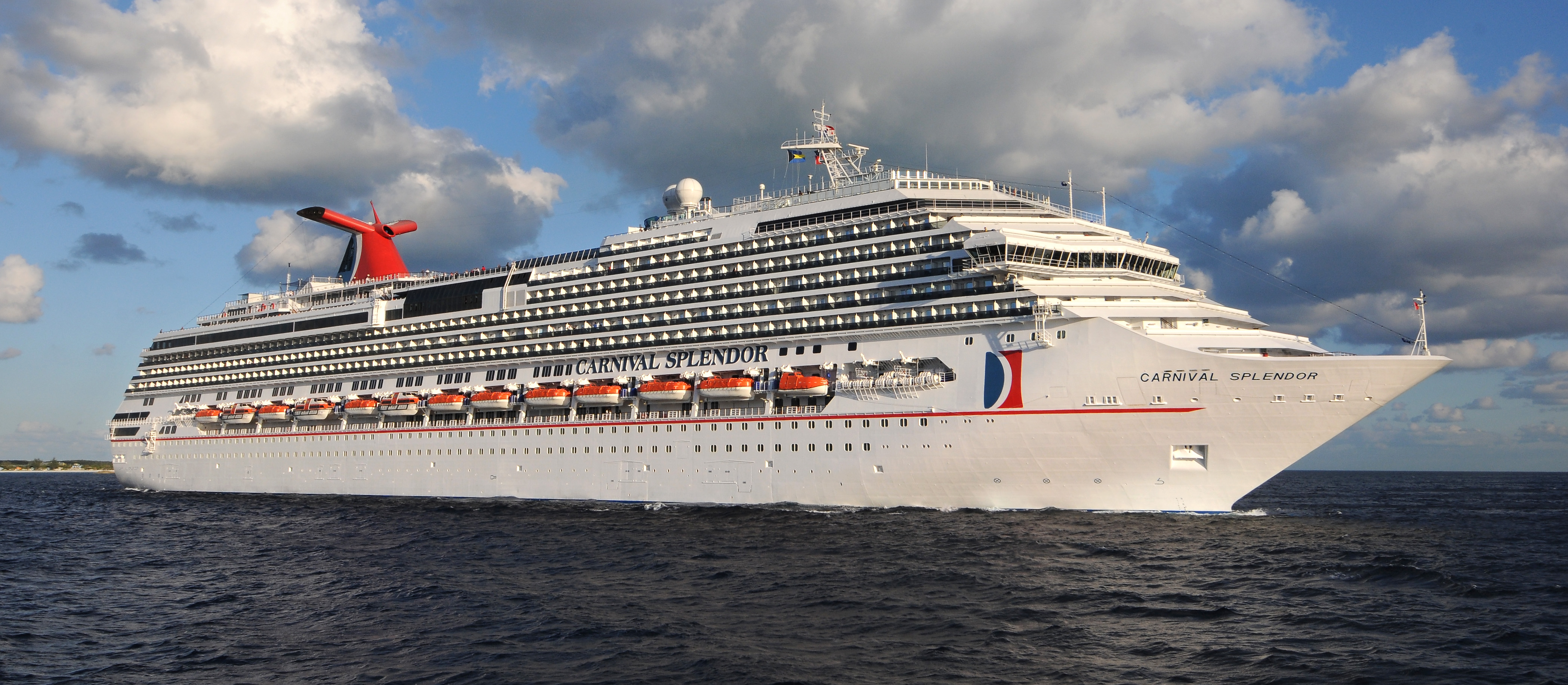 Carnival Splendor Is Making Its Way To The Big Apple