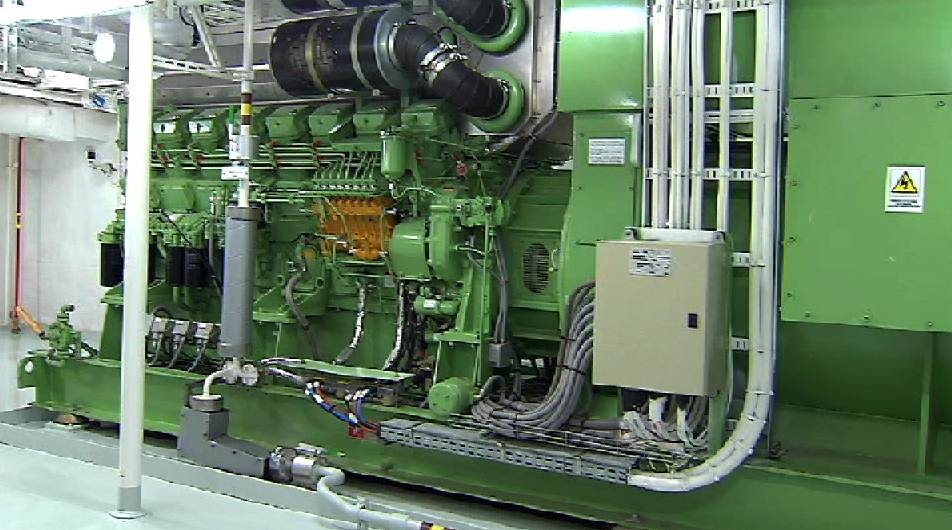 CCL Emergency Diesel Generator