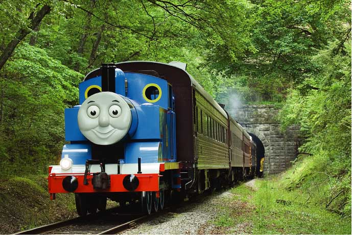 'Thomas The Tank Engine'-Themed Shore Excursion Available During Carnival Glory Calls To Saint John This Summer