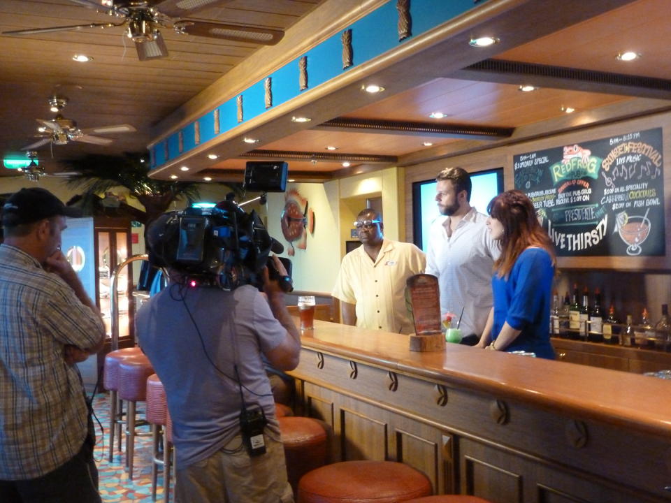Carnival Cruise Lines Featured On Travel Channel's Trip Flip
