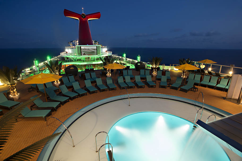 Carnival Sunshine Returns From Inaugural 12-Day Voyage Following Massive $155 Million Makeover