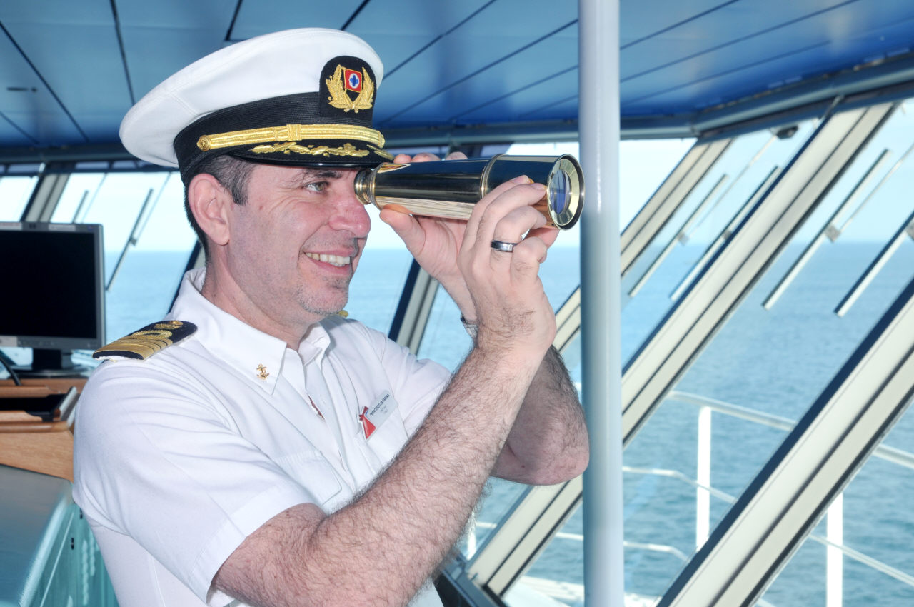 First Cruise Ship Call of the Season Marked with Special Presentation to Carnival Glory Captain in Saint John