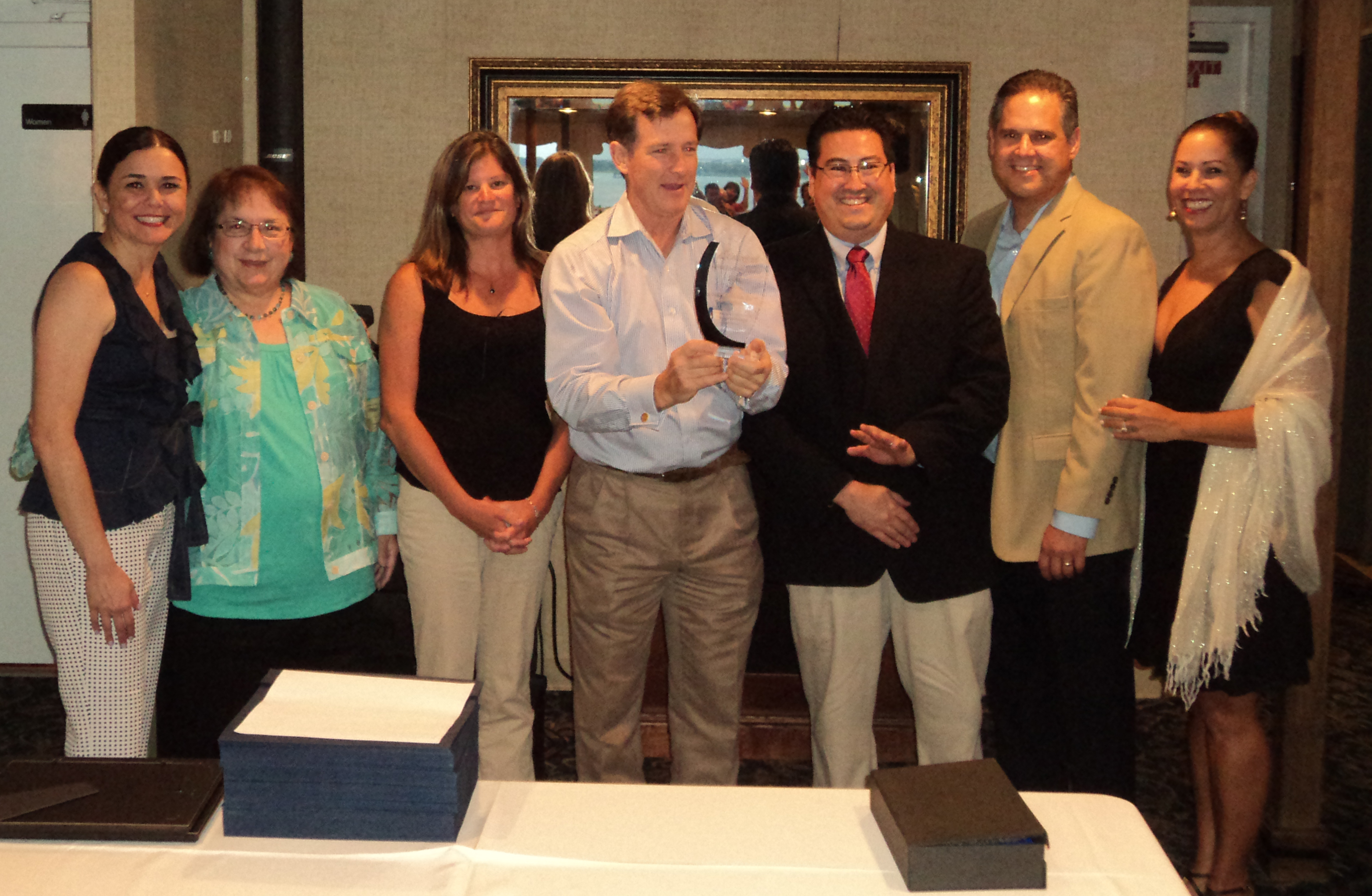 Port of Charleston Earns 'Guest Logistics Staff of the Year' Award From Carnival Cruise Lines
