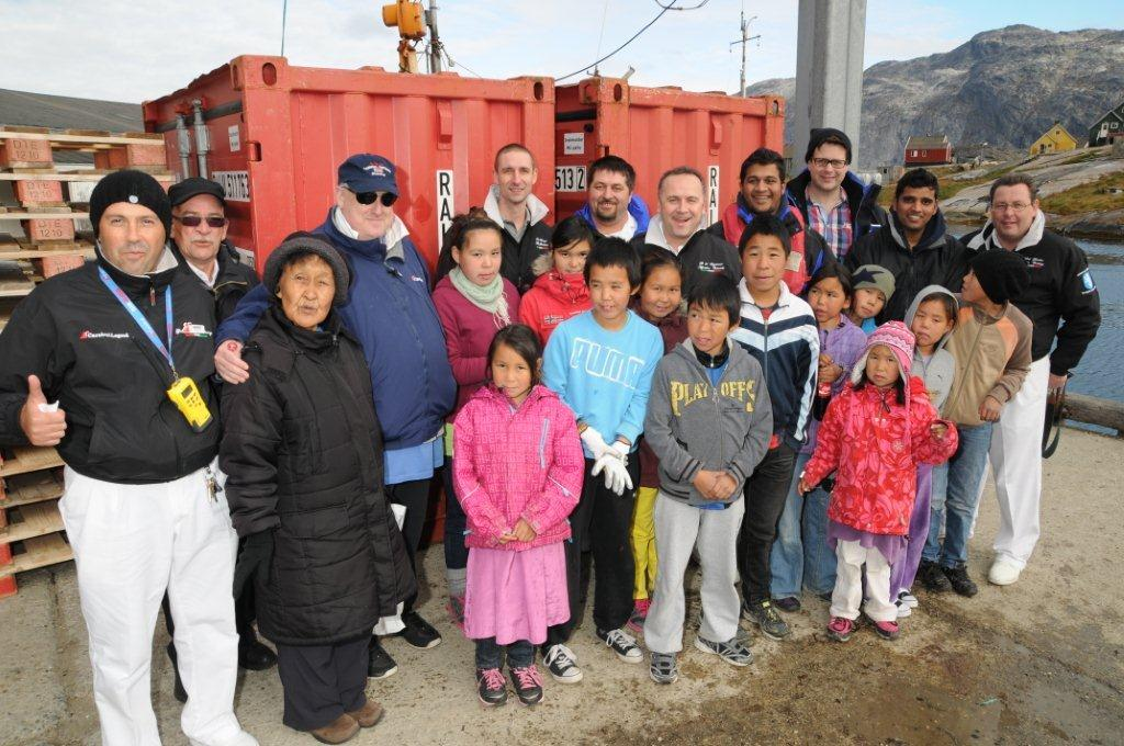 Carnival Legend Trans-Atlantic Crossing Continues with Line's First-Ever Visit to Greenland