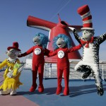 Carnival Cruise Lines announces partnership with Dr. Seuss Enterprises in New York