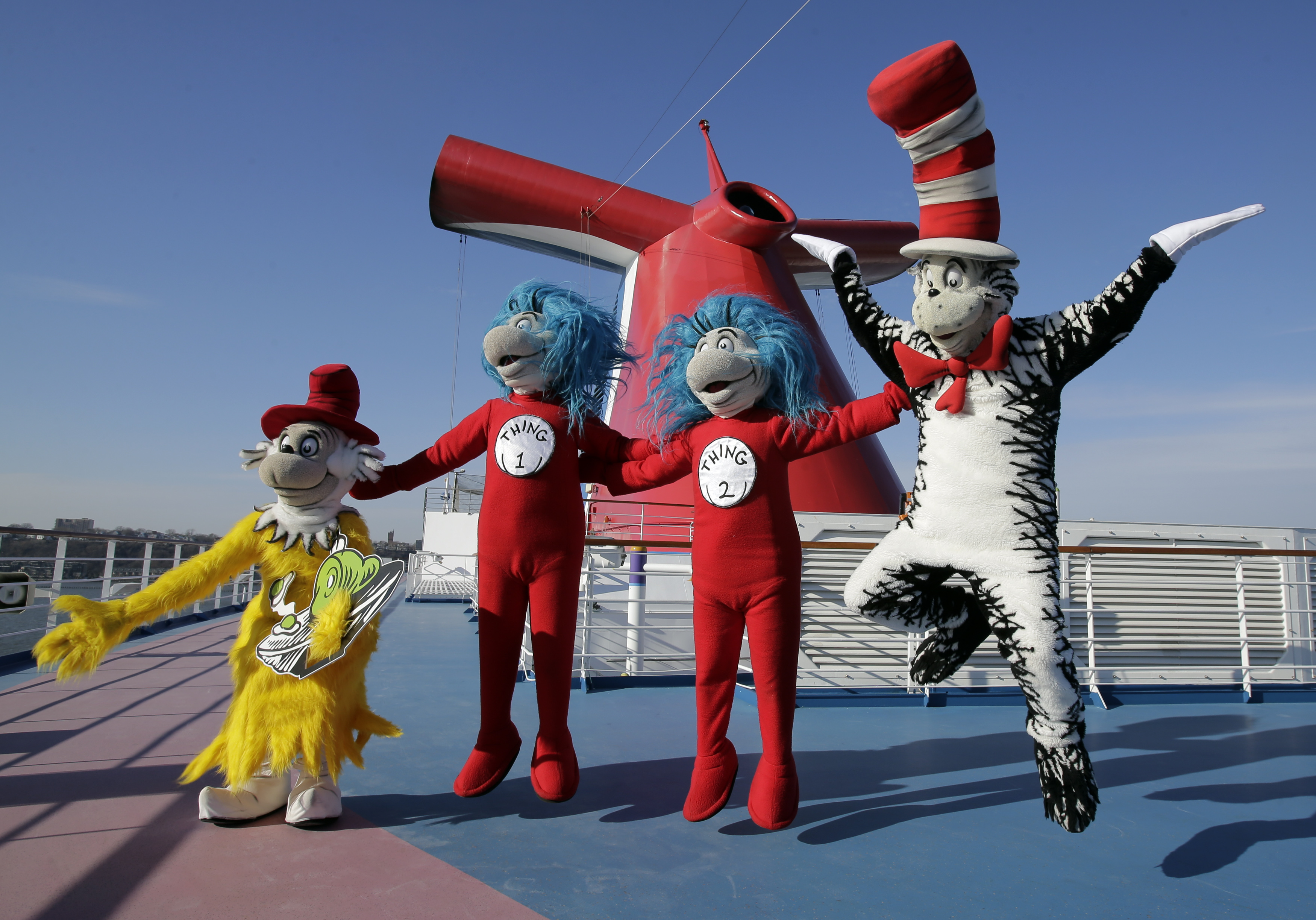 Fun Video Showcases Carnival's New Partnership with Dr. Seuss