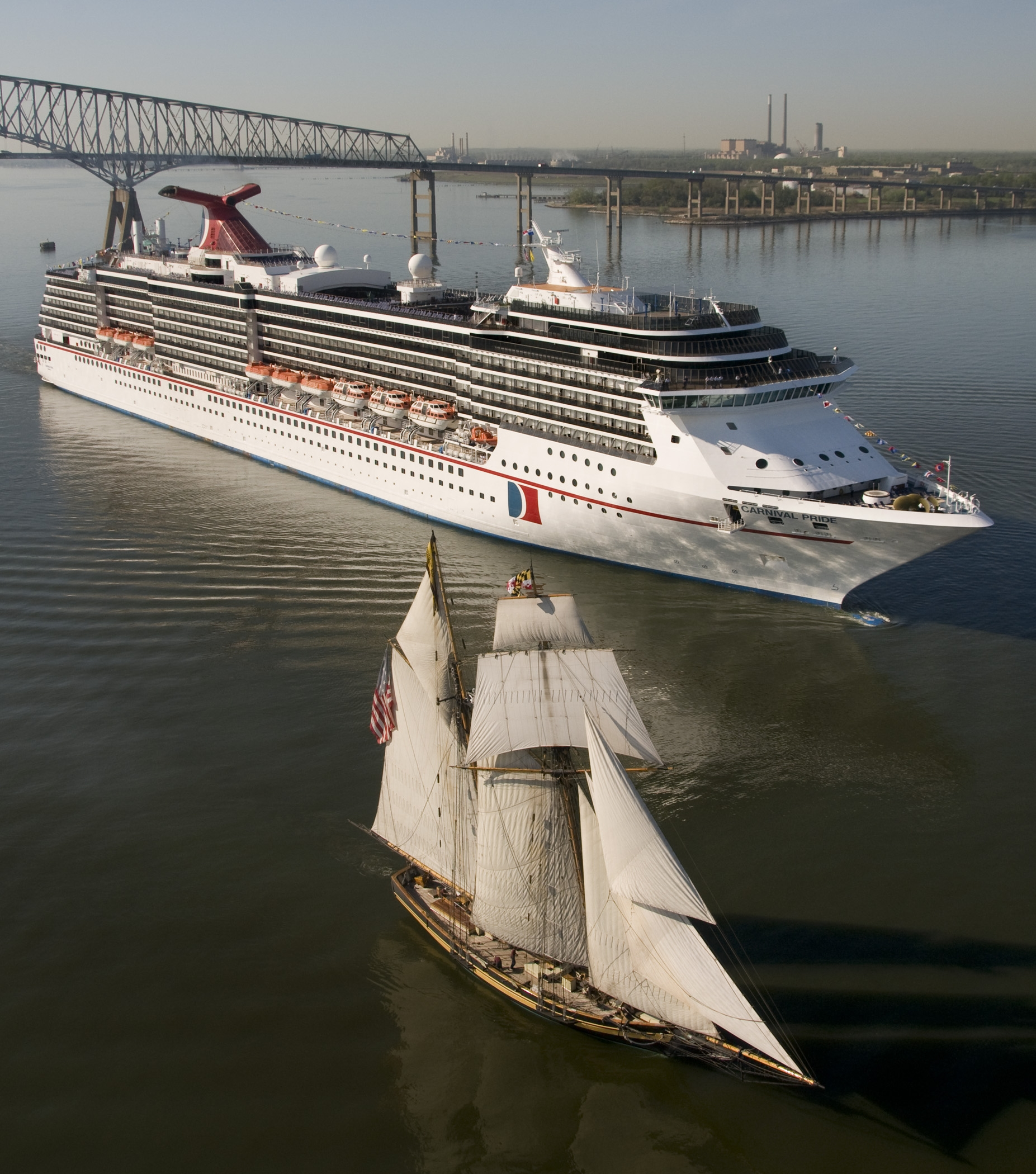 Carnival Cruise Line News - Parking at baltimore cruise ship terminal
