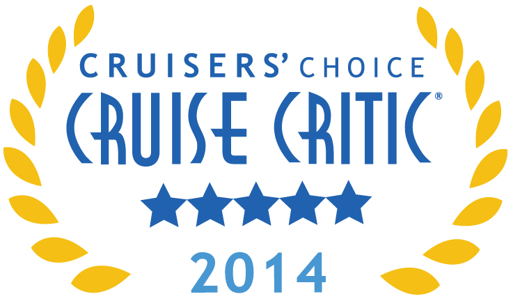 2014 Cruise Critic Cruisers Choice - COLOR