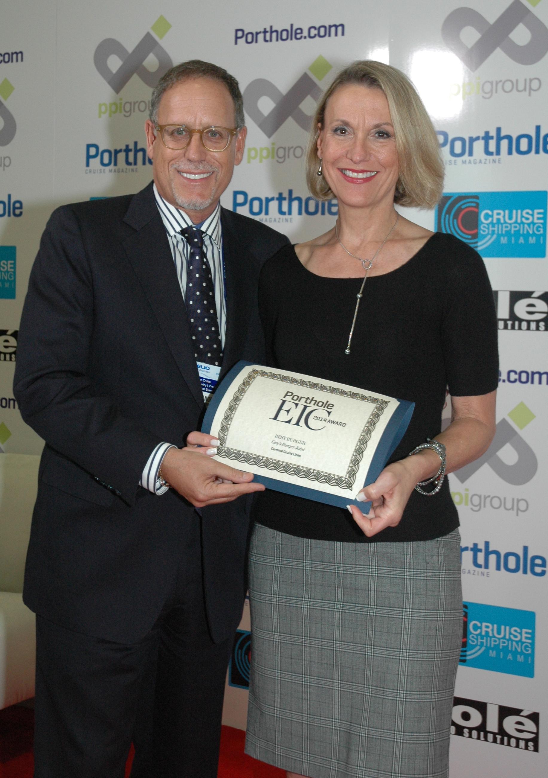 Porthole Award (CSM 2014)