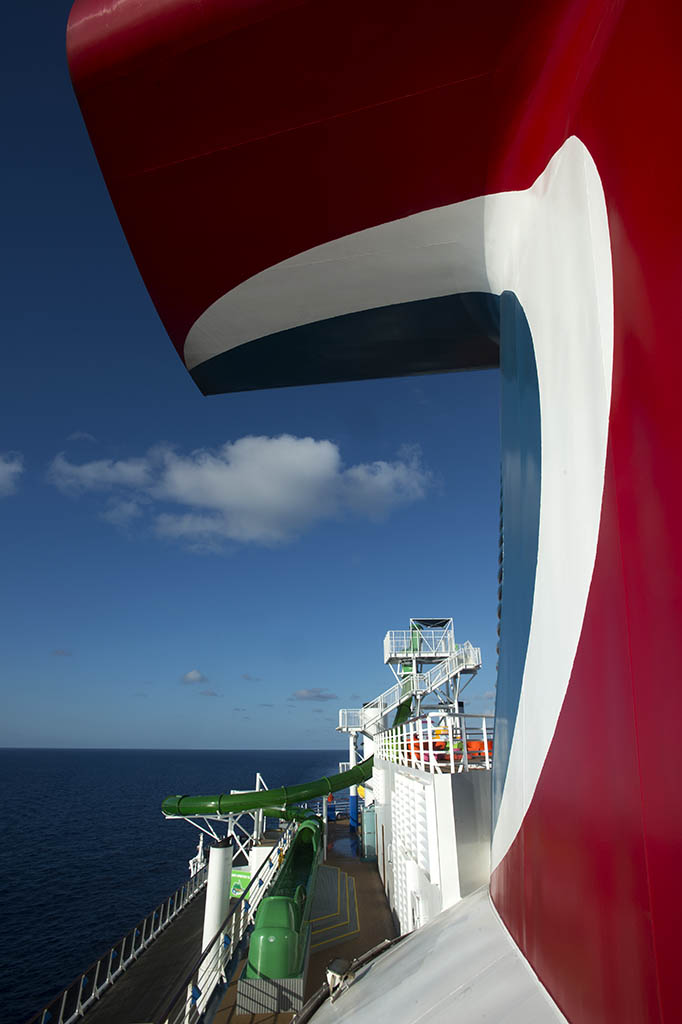 Green Thunder Water Slide, RedFrog Pub Among New Features Added During Carnival Legend's Multi-Million-Dollar Makeover