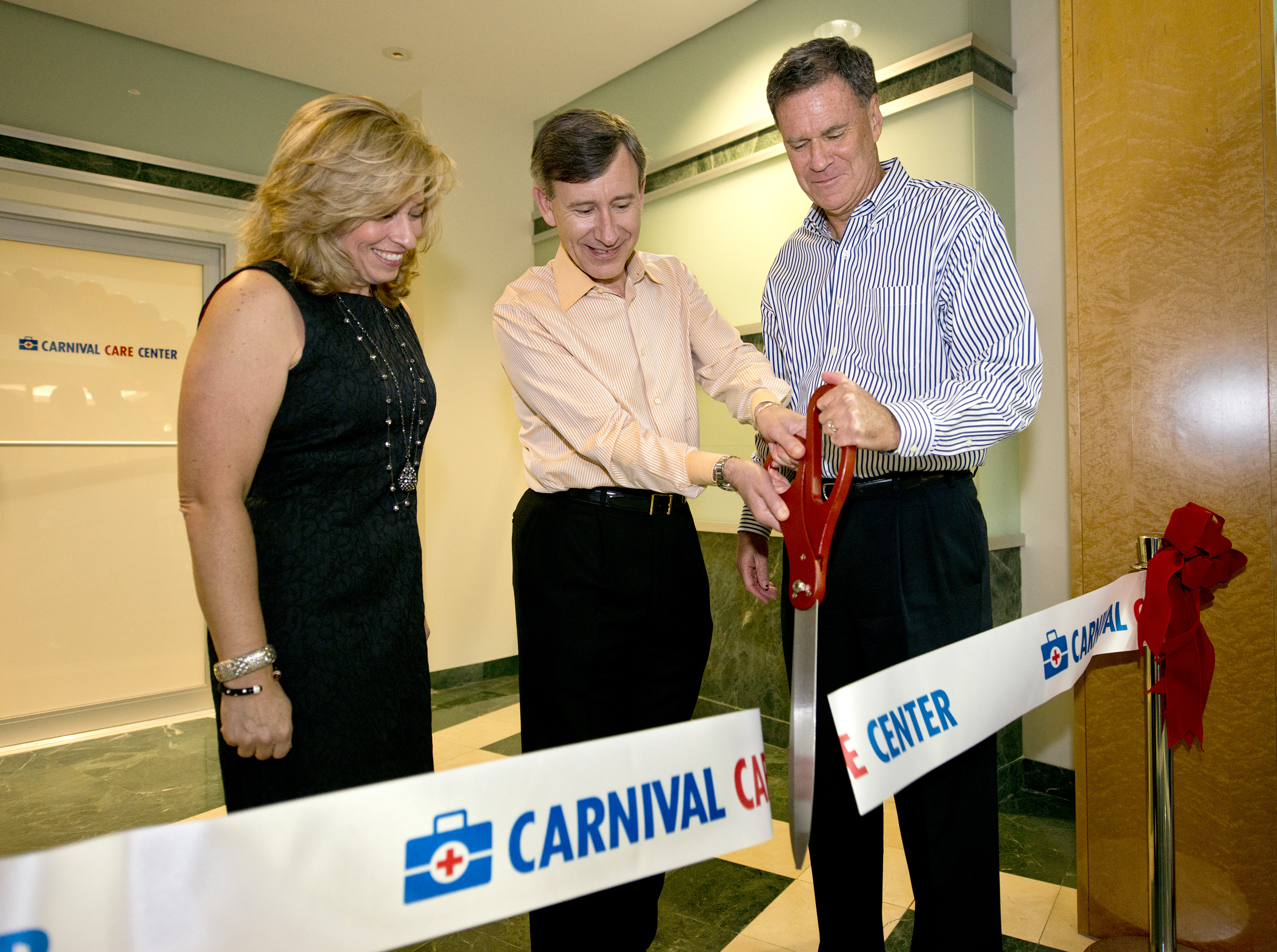 Carnival Cruise Lines Opens On-Site Employee Health Care Center at Miami Headquarters