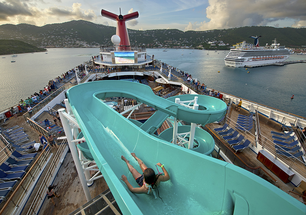 BrandIndex Ranks Carnival Cruise Lines Number-One Improver Among All U.S. Brands In Its Mid-Year Buzz Report