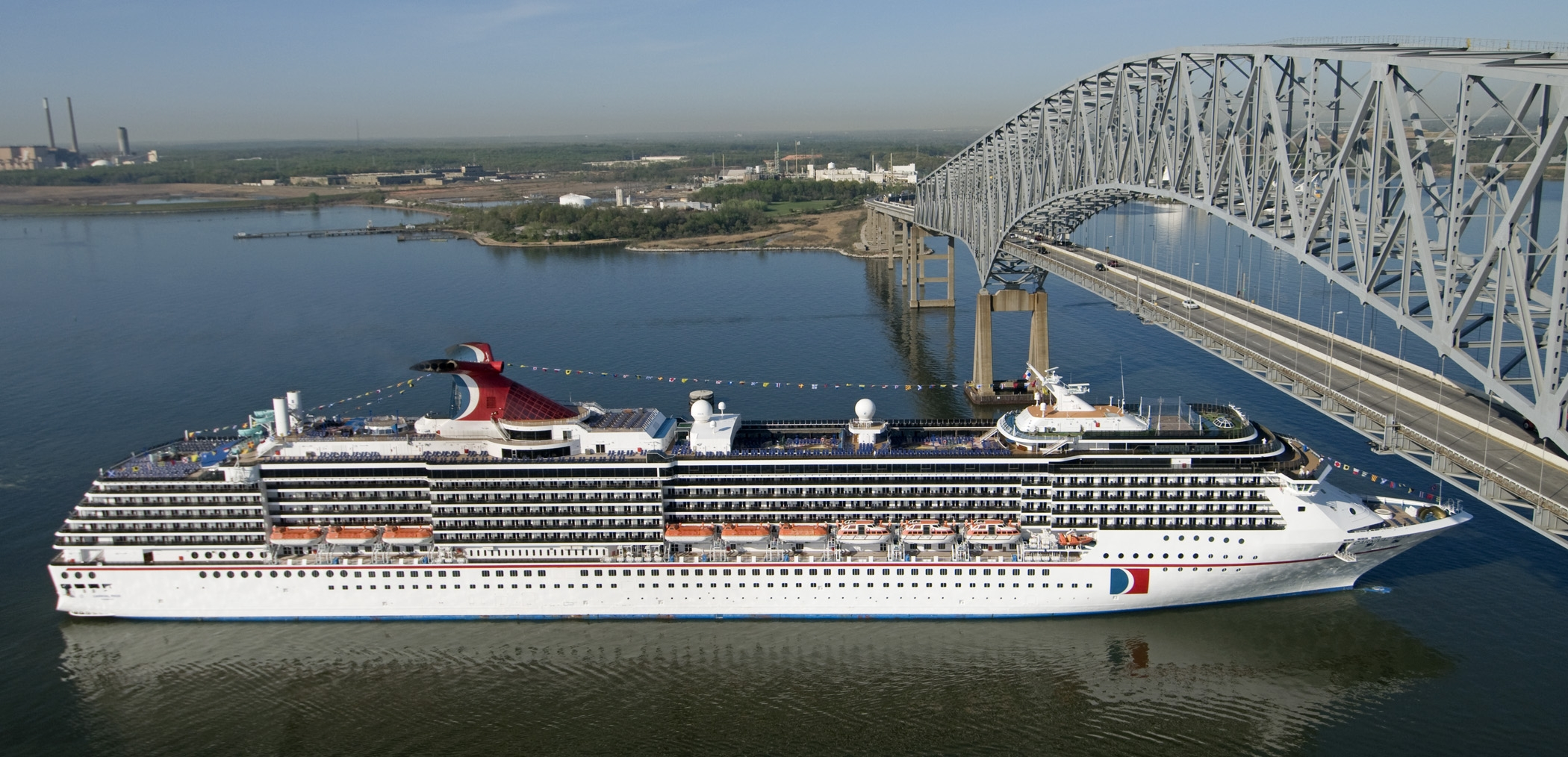 Carnival Cruise Line News - Cruises departing from charleston sc