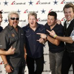 Carnival Cruise Lines Provides Pre-Game Rascal Flatts Performanc