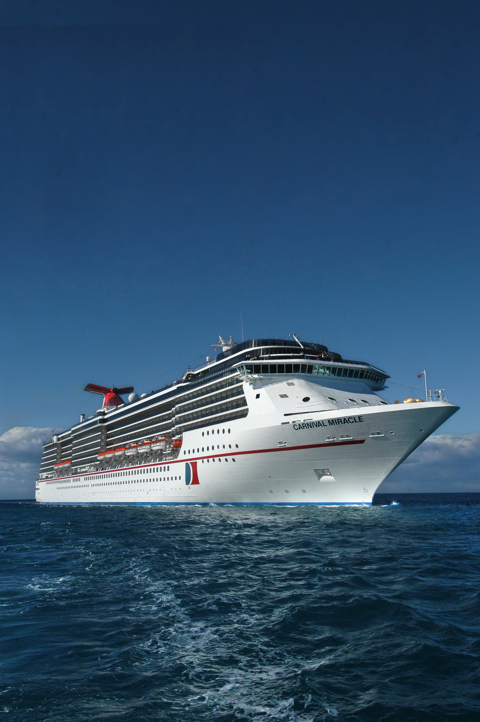 Carnival Miracle To Begin Year Round Mexican Riviera