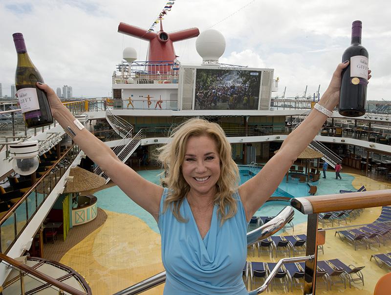carnival cruise  news