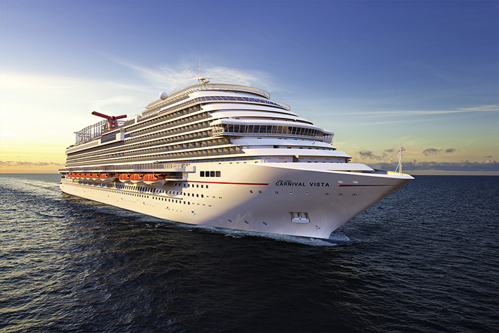 Carnival's Most Innovative Ship Yet, Carnival Vista, To Operate Year-Round Six- and Eight-Day Caribbean Cruises from Miami, Carnival Breeze and Carnival Liberty Reposition to Galveston