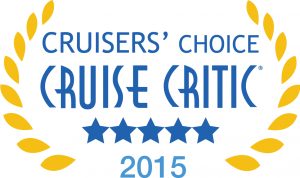 2015 Cruise Critic Cruisers' Choice Awards - PNG