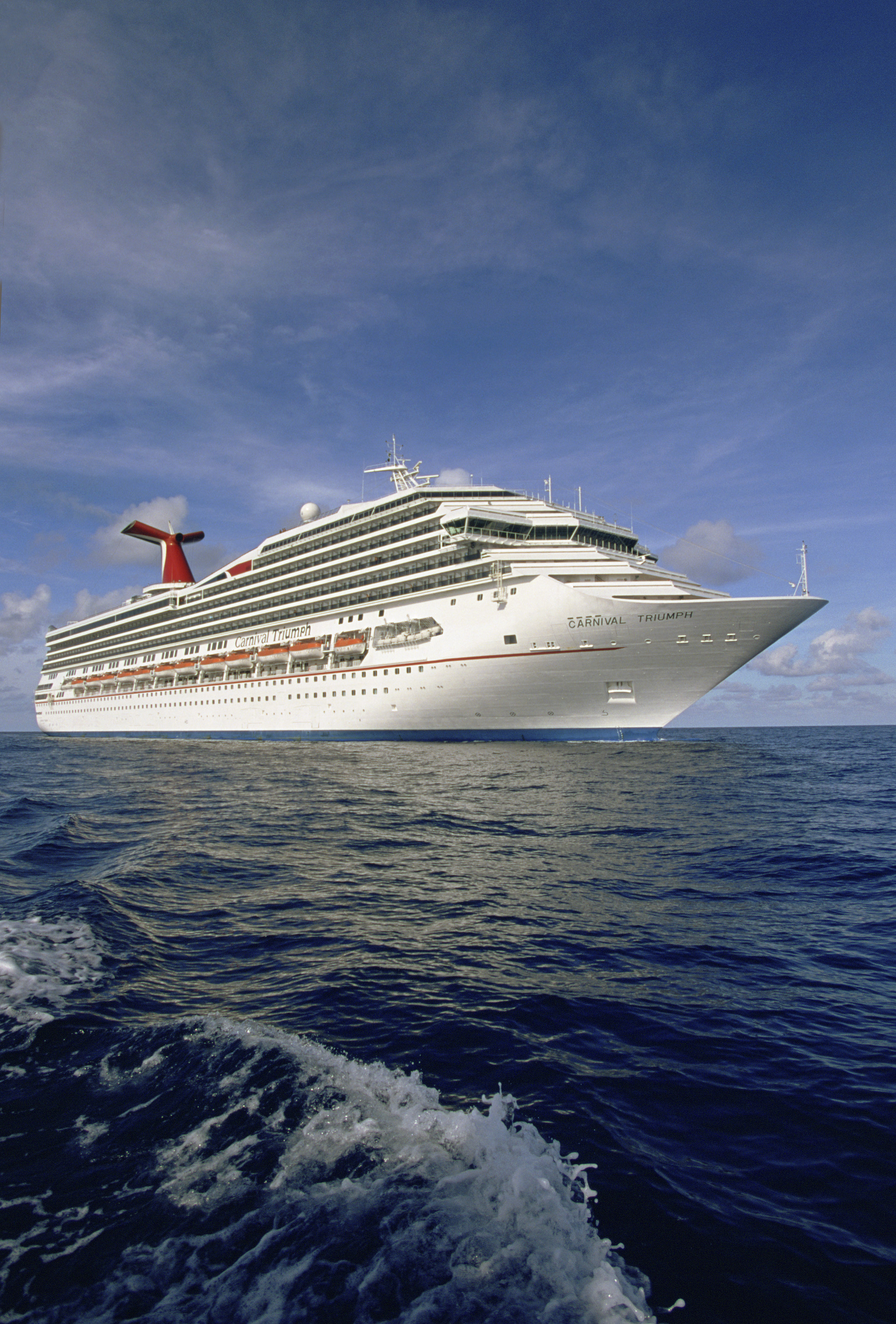 Carnival Triumph to Offer Diverse Inaugural Schedule in 2019-20 with Four- to 14-Day Sailings from New York, Fort Lauderdale, and Norfolk