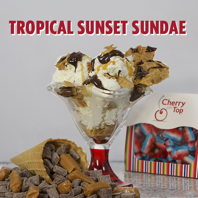 Vote for Your Favorite Cherry On Top Ice Cream Flavor Today!