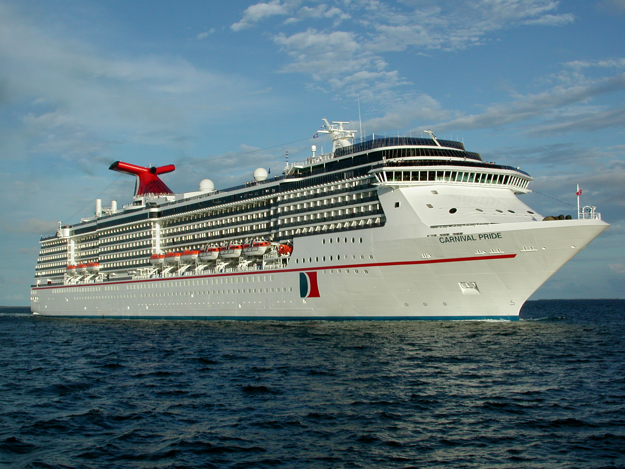 Carnival Cruise Line News - April cruises
