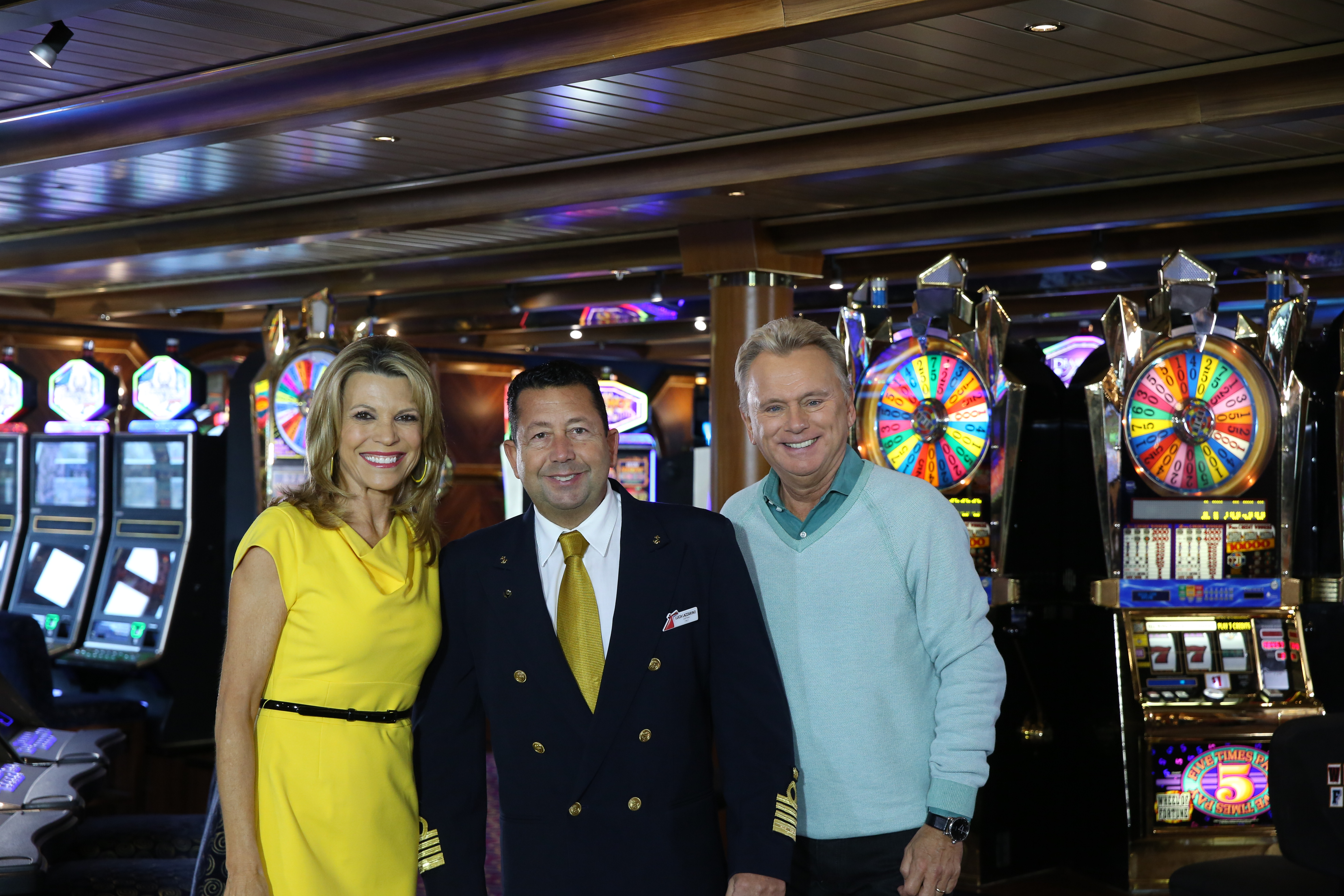 Carnival Cruise Line and IGT Commemorate 20 Years of  Wheel of Fortune® Slots With Year-Long Celebration