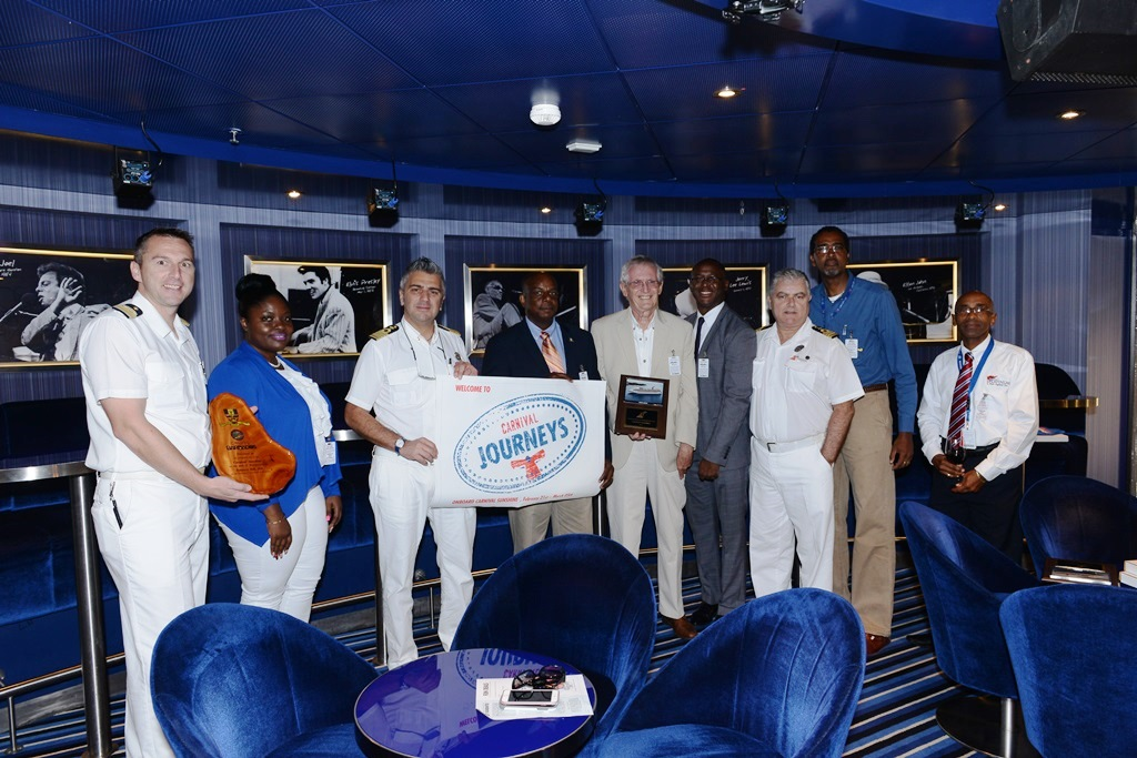 First Call Functions Held for Carnival Sunshine's Inaugural Calls in Barbados and Tobago