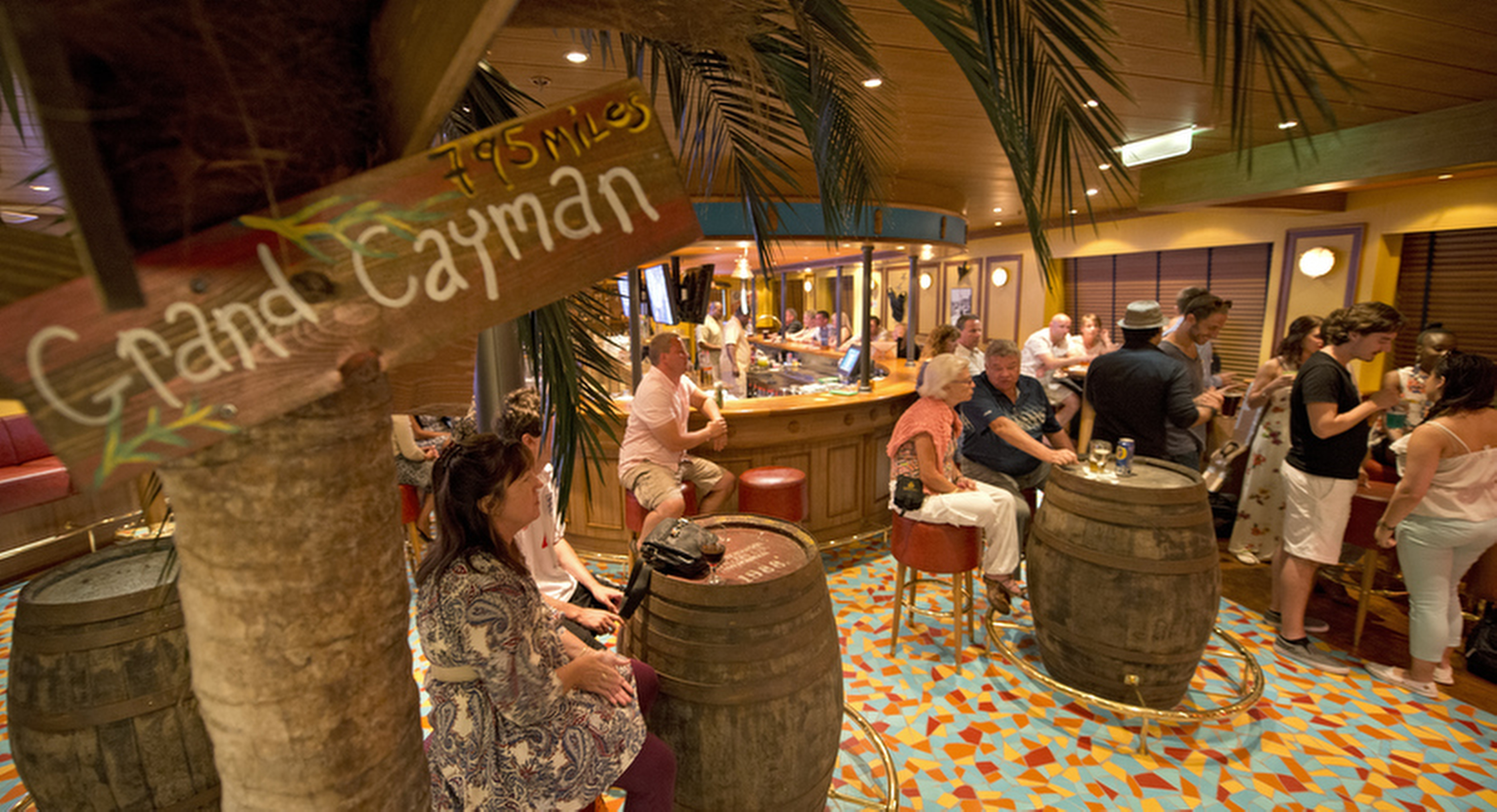 Carnival Valor Undergoes Extensive Makeover That Adds A Variety Of Popular Dining And Bar Concepts