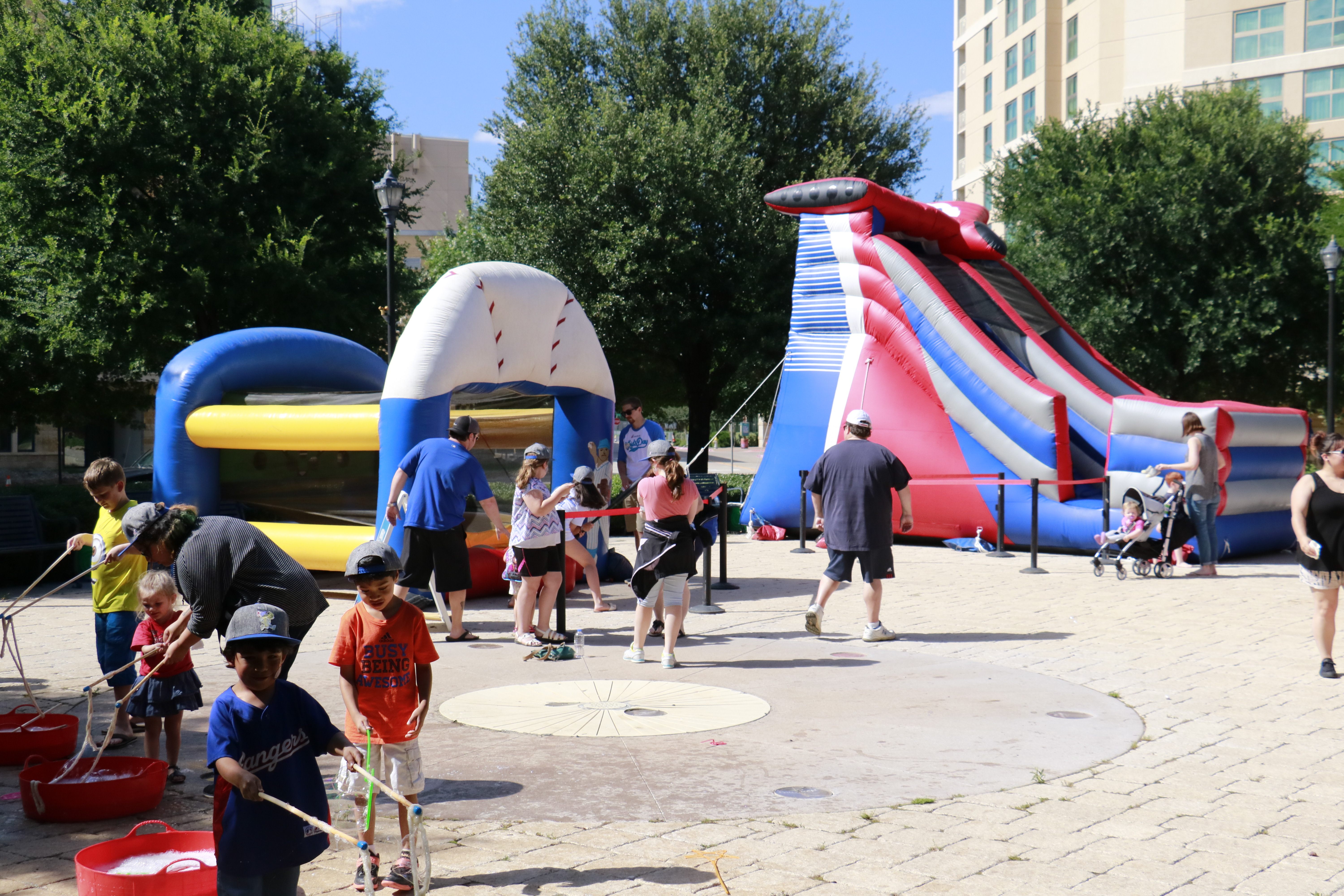Carnival Cruise Line Teams Up With Frisco RoughRiders to Sponsor Annual Kids Day Event for Local Youth