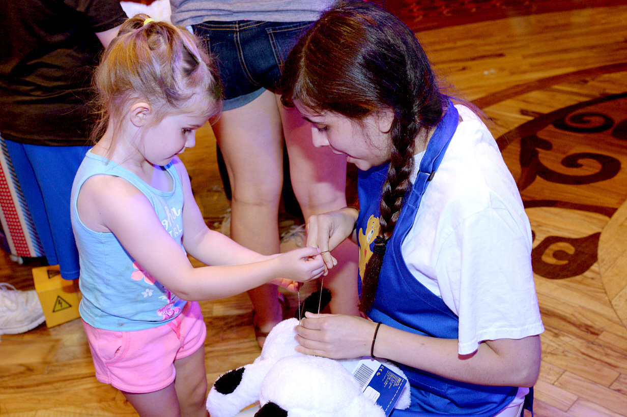 Carnival Cruise Line, Build-A-Bear Workshop Team Up To Create New Build-A-Bear Workshop At Sea
