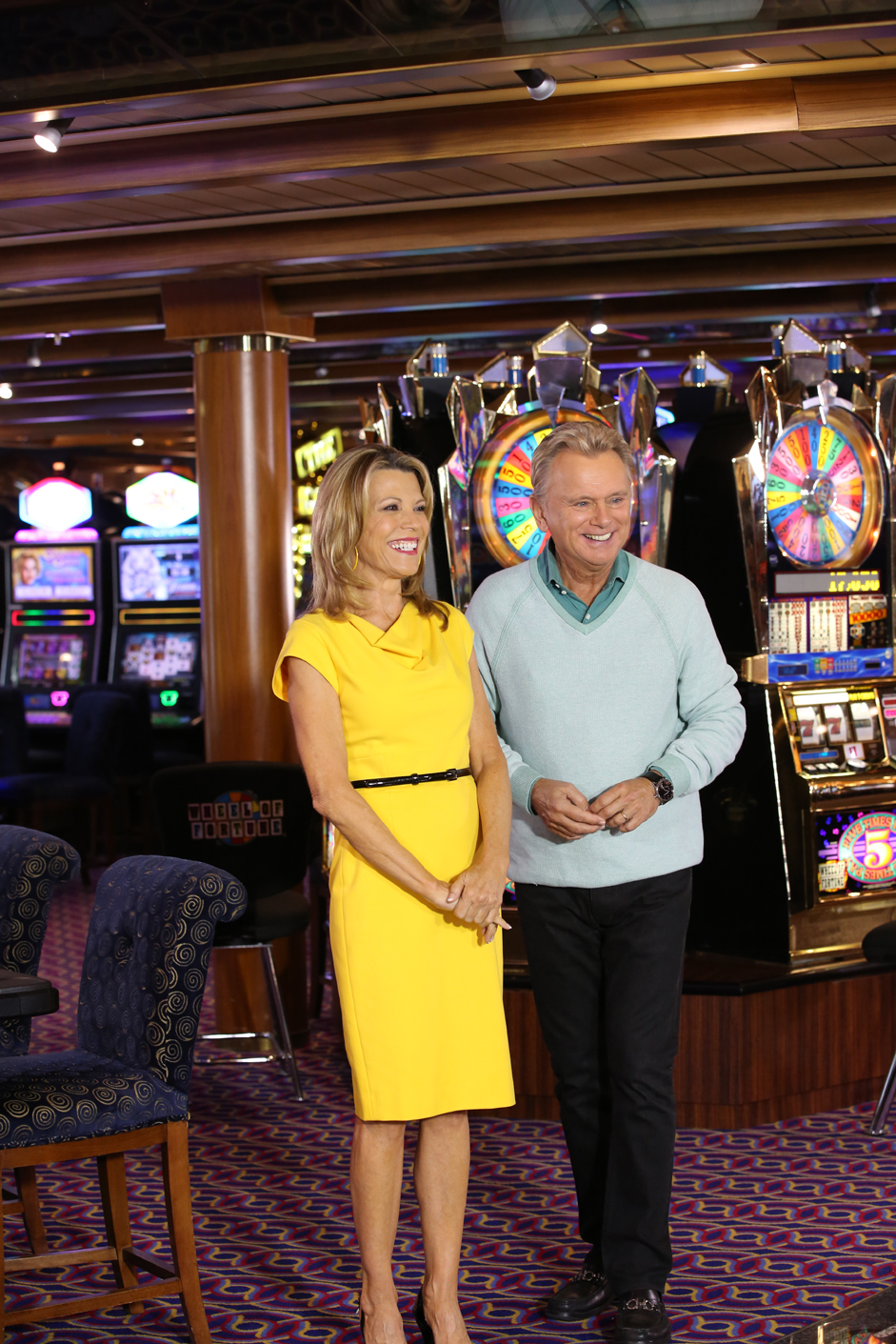 Carnival Cruise Line To Give Away 40 Cruises As Part Of Wheel Of Fortune's '$5K Every Day' Promotion